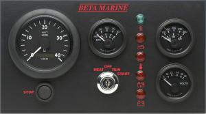 Panou de Control C Deluxe