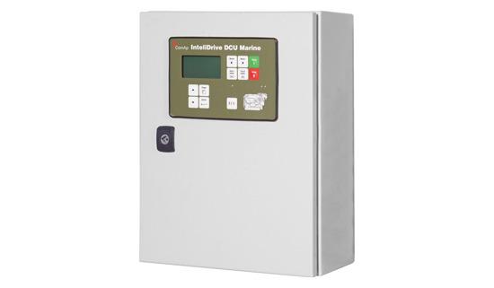 Cu modul complet încadrat de control electronic potrivit pentru CAN - autobuzul SAE J1939 și complet configureable suport MOD-Bus pentru integrare usoara cu sistemul de control al navei. Control de la distanță este posibil prin modem sau internet.